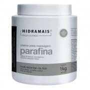 Creme para Massagem Hidramais Parafina 1kg