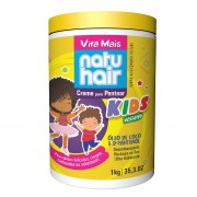 Creme para Pentear NatuHair Kids Vegano 1kg