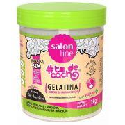 Gelatina Salon Line #todecacho Não sai da Minha Cabeça 1 kg