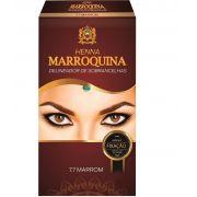 Henna Sobrancelhas Marroquina 7.7 Marrom 1.3g