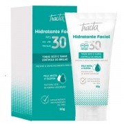 Hidratante Facial Pele Mista a oleosa 30PFS Tracta 50g