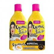 Kit Gota Dourada Gemada com Leite de Coco (2 Produtos)