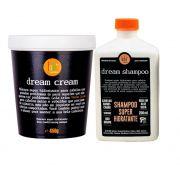 Kit  Lola Máscara Hidratante 450g Shampoo Hidratante Dream Cream 250ml