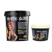 Kit Lola Morte Súbita - Máscara 450g + Shampoo Sólido 100g