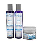 Kit Max Blond Trizzi 3 produtos