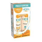 Kit Shampoo + Condicionador Hidra Mel 300ml - Salon Line