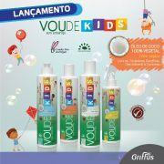 Kit voudekids Griffus 4 produtos
