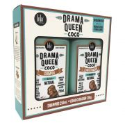 Lola Cosmetics Drama Queen Coco Kit - Shampoo + Condicionador