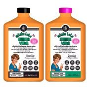 Lola Cosmetics Kit Minha Lola Minha Vida (Sh 500g + Cond 500ml)