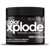 Mascara Colorante Xplode Preto Beautycolor 300gr