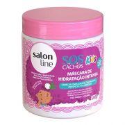 Máscara de Hidratação S.O.S Cachos Kids Salon Line 500g