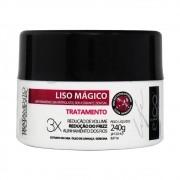 Máscara de Tratamento Eico Life Liso Mágico - 240g