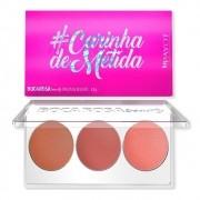 Paleta de Blush Payot Boca Rosa Beauty Carinha de Metida