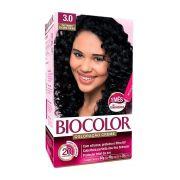 Tintura Creme Biocolor Castanho Escuro Chique 3.0