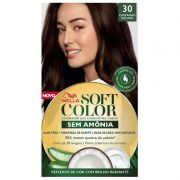 Tintura Soft Color Castanho Escuro 30
