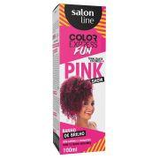 Tonalizante Salon Line Color Express Fun Pink Show 100ml