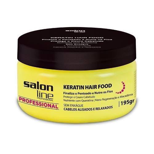 Pomada Finalizadora Hair Food Salon Line 195g