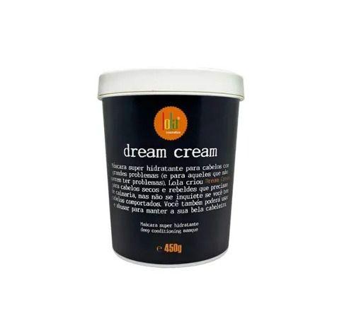 Dream Cream Mascara Hidratante 450g Lola Cosmetics