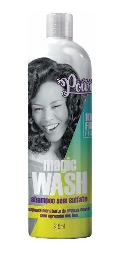 Shampoo Soul Power Magic Wash 315ml