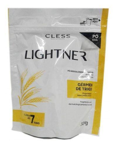 Pó Descolorante Lightner Gérmen De Trigo 300g
