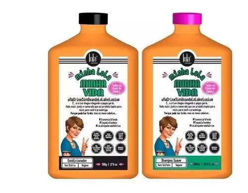 Lola Cosmetics Minha Lola Minha Vida-shampoo + Condicionador