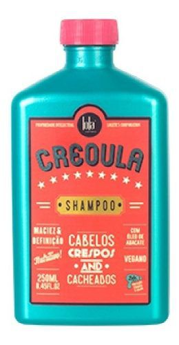 Shampoo Lola Creoula Cabelos Crespos And Cacheados 250ml