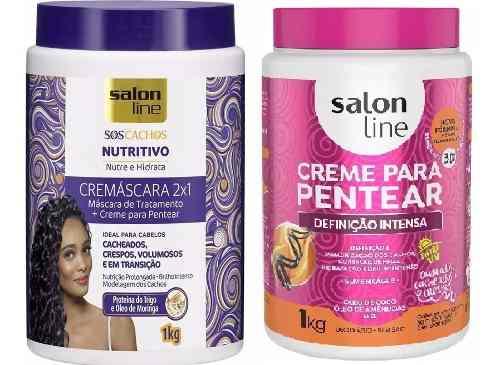 Combo Salon Line 2 Produtos