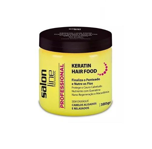 Pomada Finalizadora Hair Food Salon Line 380g