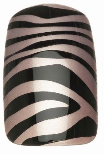 Unhas Belliz Zebra 1262