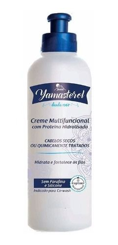 Creme Yamasterol Com Proteína Hidrolisada 320g