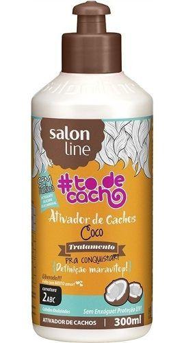 Ativador De Cachos De Coco #todecacho - Pra Conquistar