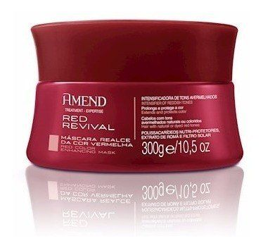 Amend Cor Vermelha Red Revival - 300g