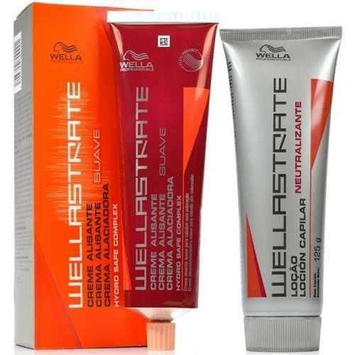 Alisante Wellastrate + Neutralizante ( Suave )