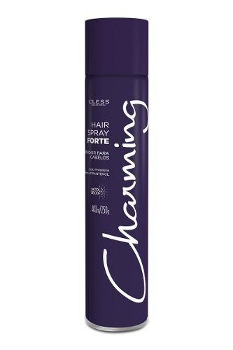 Spray Hair Fixador Para Cabelo Charming Forte 400ml