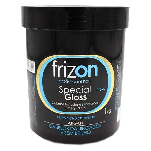 Ultra Condicionador Frizon Argan Special Gloss 1k