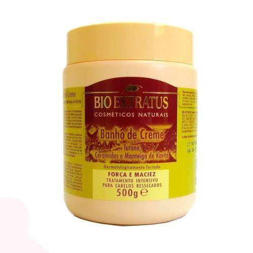 Banho De Creme Bio Extratus 500g Tutano