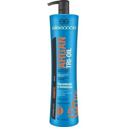 Shampoo Elegance 1k Argan Tri-oil