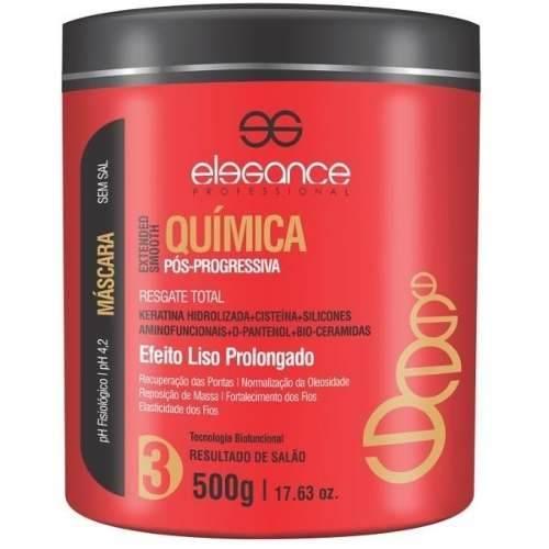 Máscara Elegance 500g Pos-quimica