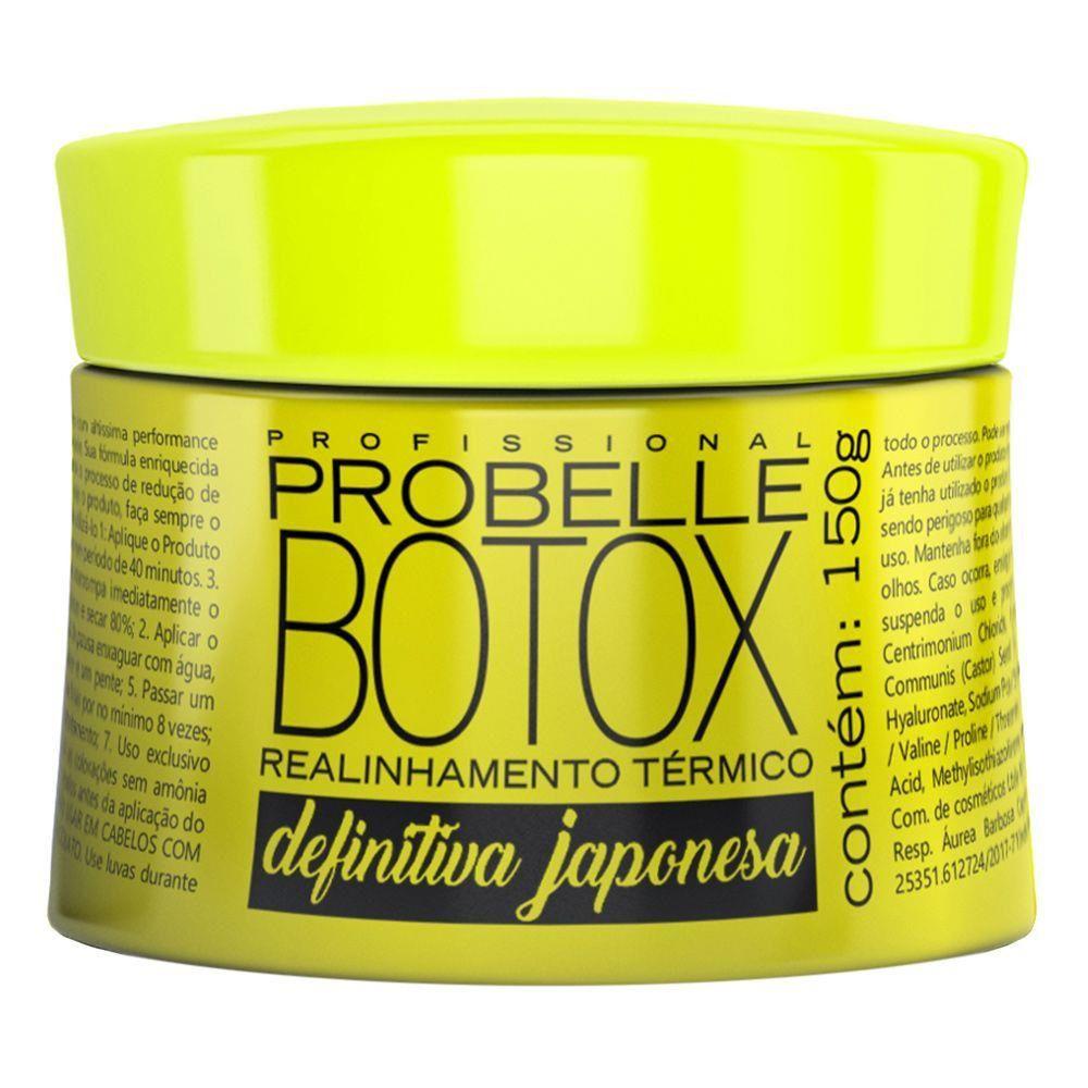 Botox Definitiva Japonesa 150g Probelle