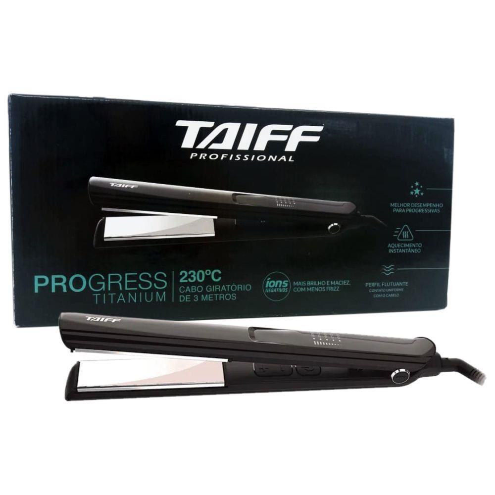 Chapa Taiff Progress Titanium Bivolt