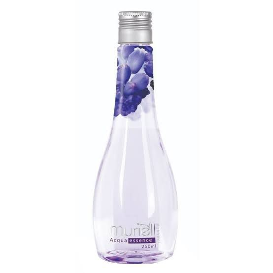 Colônia Muriel Acqua Essence Lavanda 250 Ml