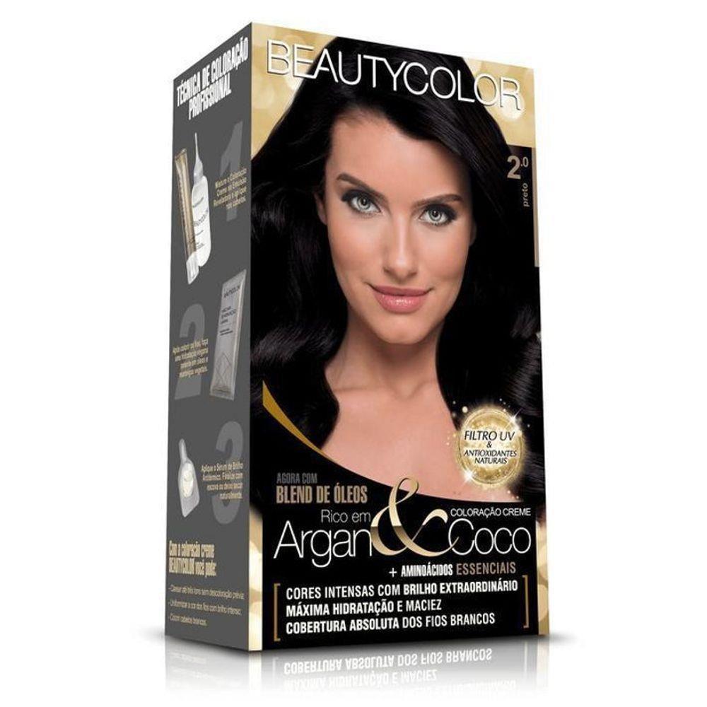 Coloração Beautycolor 2.0 Preto