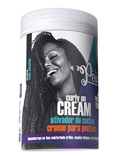 Creme de pentear soul power curly on cream 800g