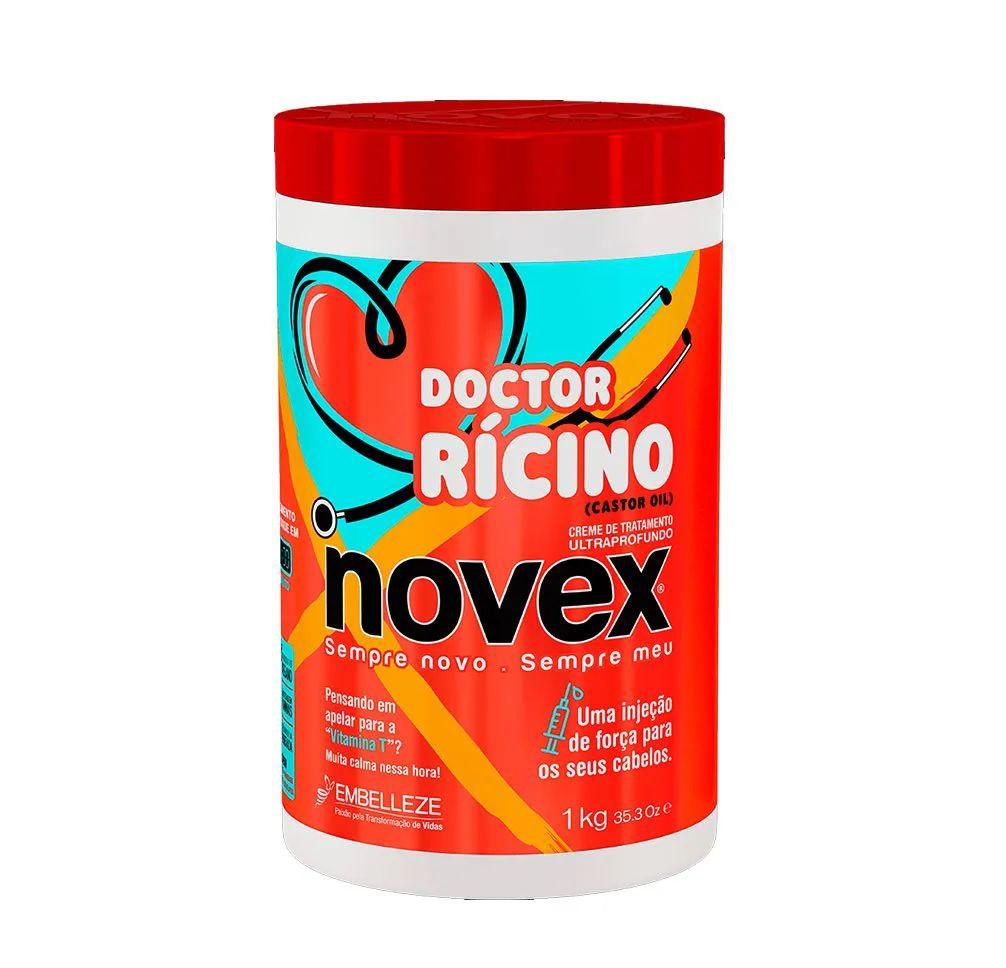 Creme de Tratamento Novex Doctor Rícino 1kg