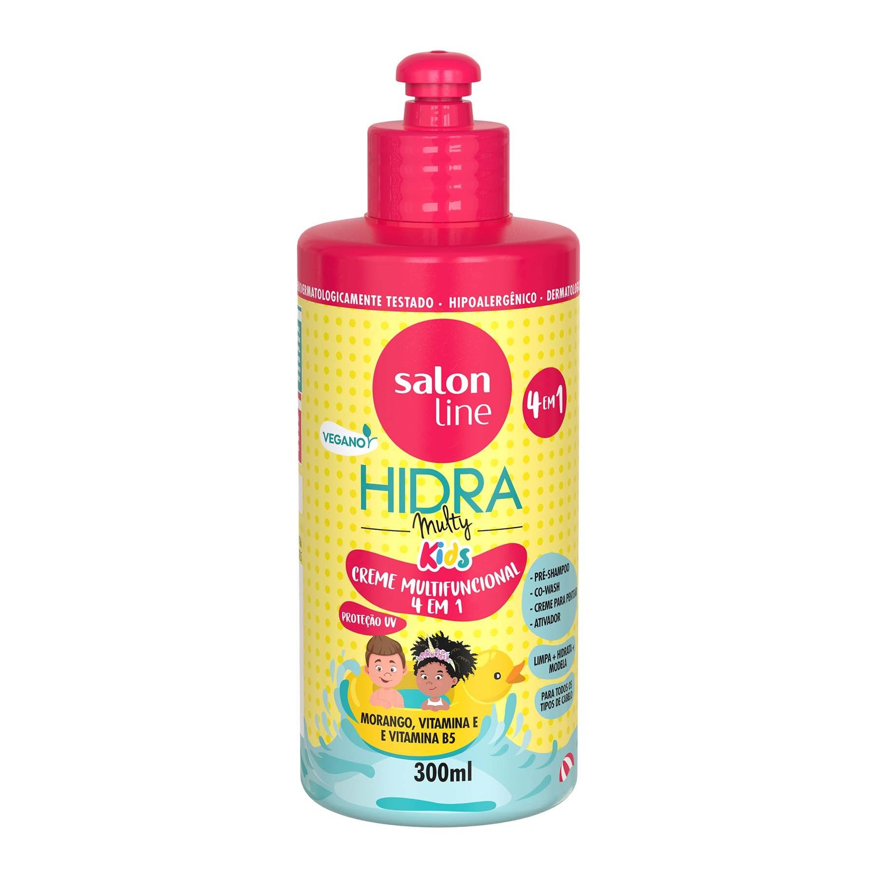 Creme para Pentear Salon Line Hidra Multy Kids 300ml