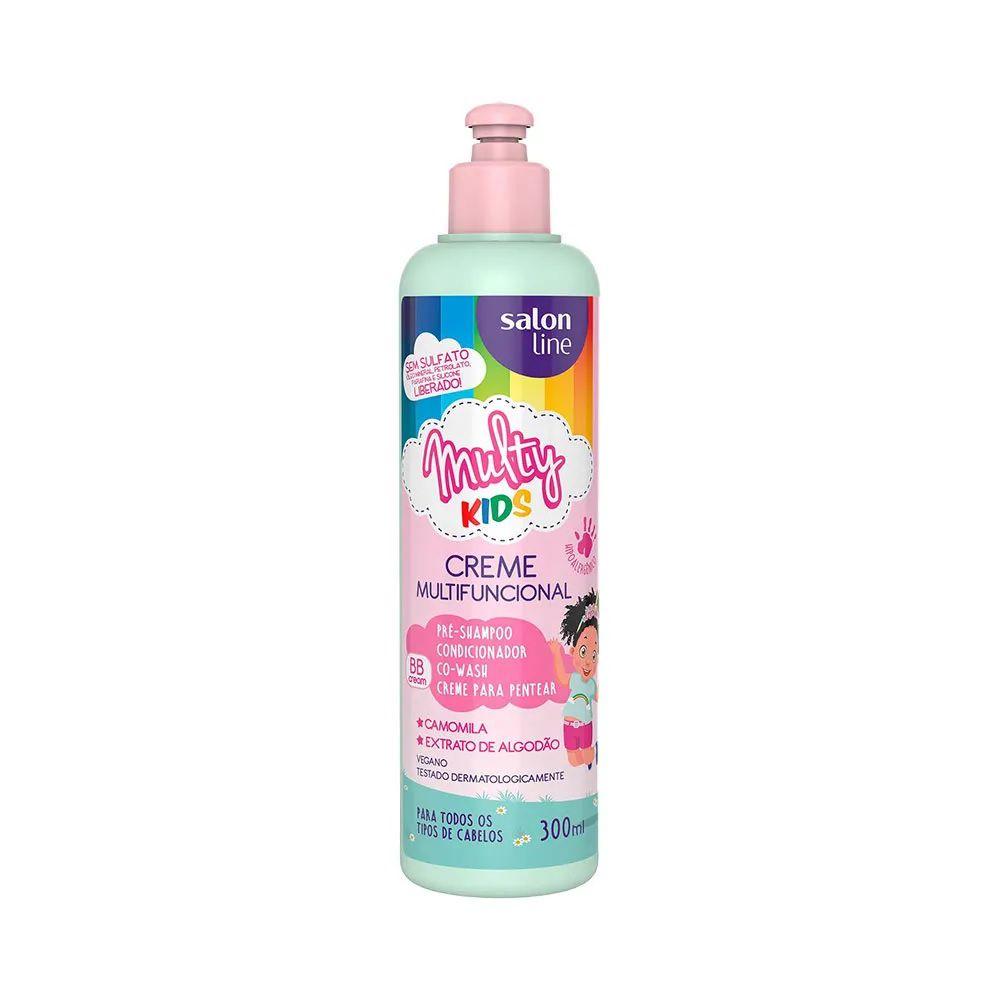Creme Salon Line Multifuncional Multy Kids 300ml