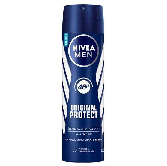 Desodorante Aerosol Nivea Men Protect 150ml
