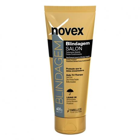 Embelleze Novex Salon Blindagem Leave In 400g