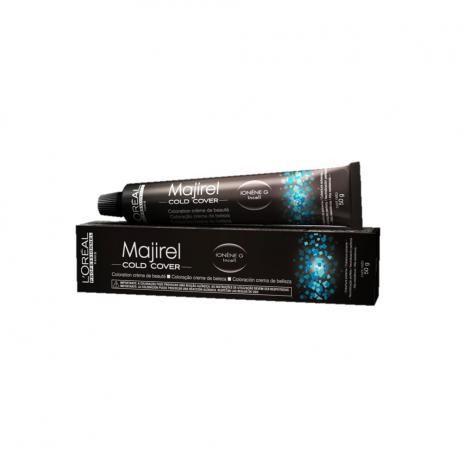 L'oréal Professionnel Majirel Cold Cover Coloração 50g - 6 Louro Escuro