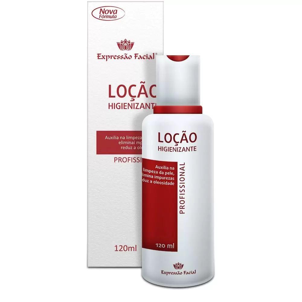 Loção Higienizante Para Todos Os Tipos De Pele 10ml - Expressão Facial